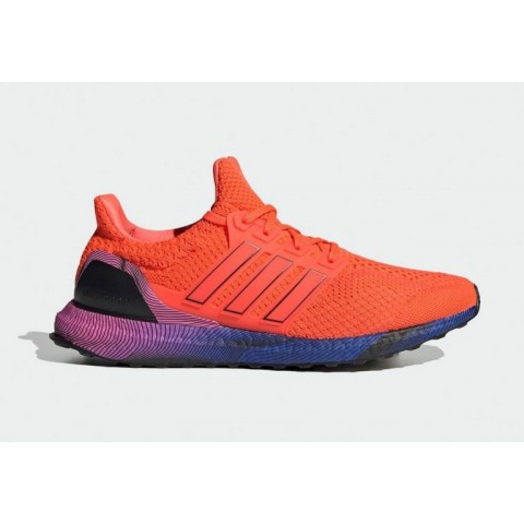 "Adidas Ultra Boost DNA ""Topography"" Rojas/Negras GW4927"