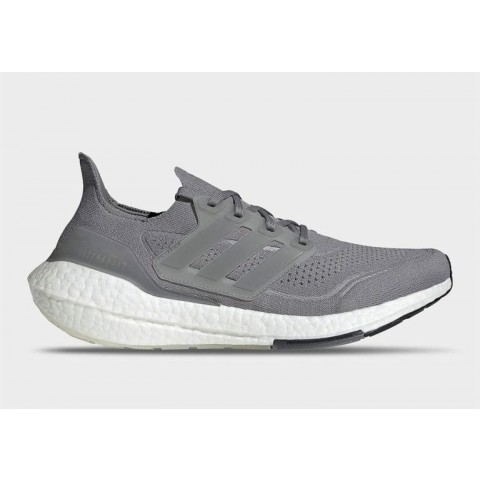 "Adidas Ultra Boost 2021 ""Grises"" Grises/Blancas FY0381"